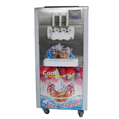 供应软冰淇淋设备、冰淇淋机的价格
