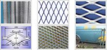 金属板网菱形网铁板网金属扩张网重型钢板网脚踏网冲孔板