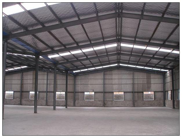 供应钢结构仓库钢结构厂房制作