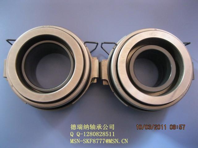 供应山东汽车轴承厂汽车空调压缩机轴承汽车离合器连座轴承