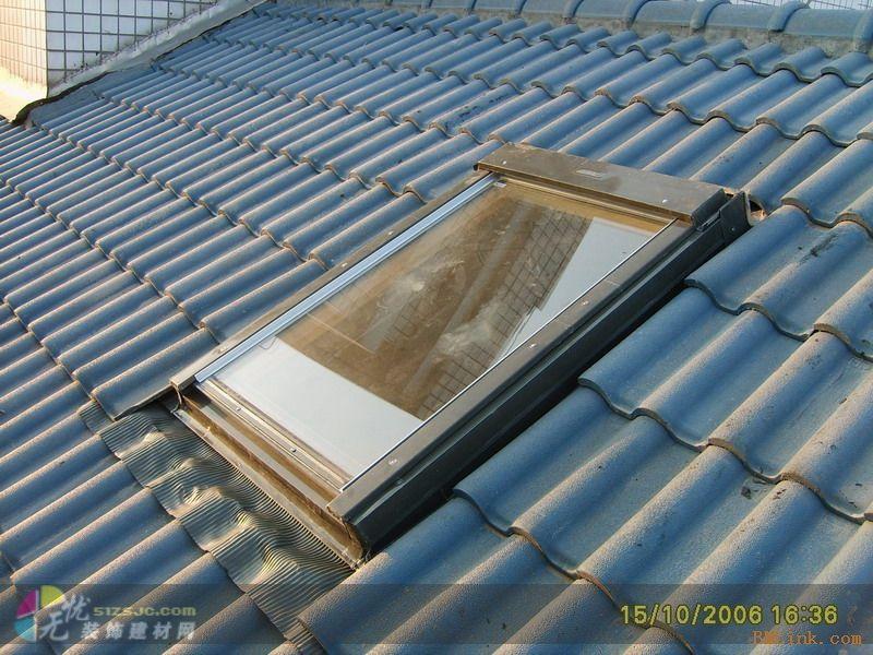 供应河南郑州绿都城威卢克斯斜屋顶窗