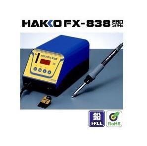 供应白光838电焊台白光838高容量电焊台HAKKOFX838E批发