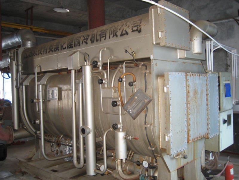 回收二大连三洋锂中央空调机组报价