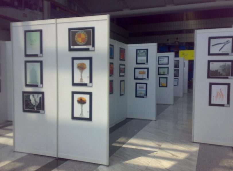 材料_材料供货商_供应展览屏风展览立柱书画展材料