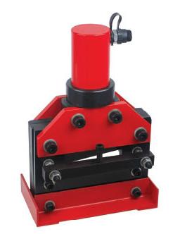 供应铜铝排切断器 铜液压切排机 CWC-150/200