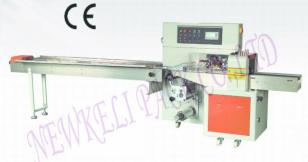 枕式医药用品密封包装机械图片
