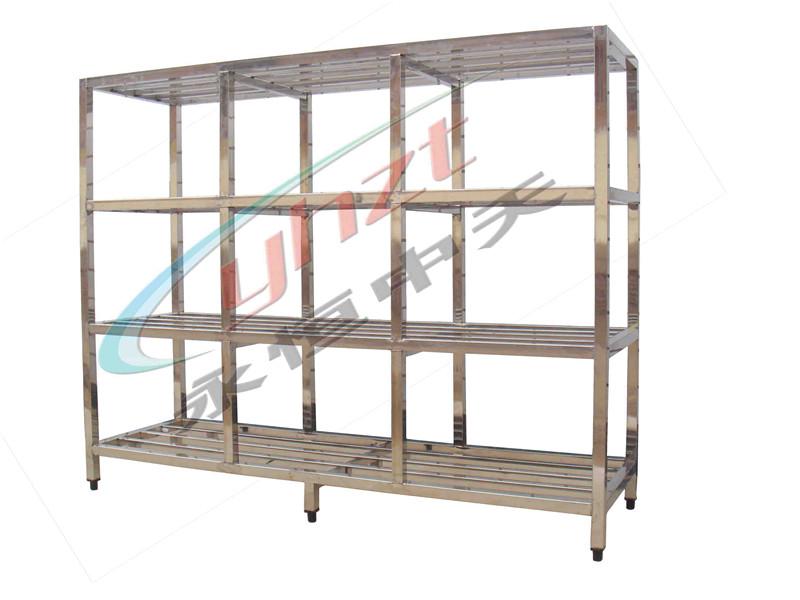 供应西安不锈钢货架不锈钢方凳隔离架