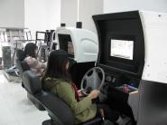 驾校汽车驾驶模拟器厂家汽车教学图片