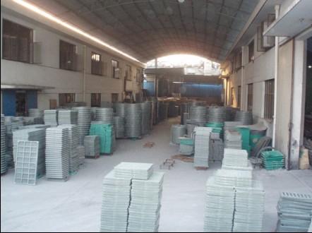 清远复合材料方型井盖清远复合材料长方形铺砖型沙井盖
