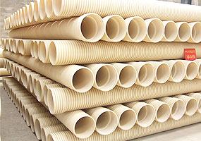 供应新型大口径PVC供水管材图片