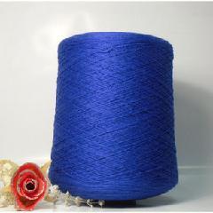 100纯山羊绒纱线羊绒纱线宝石蓝图片