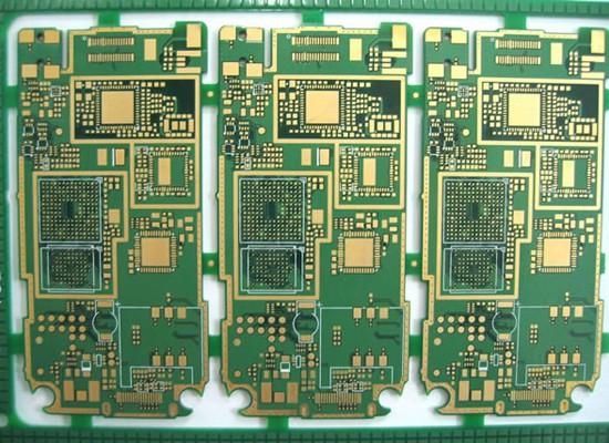 双面板及多层手机电路板报价