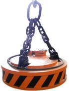 电磁吊旋臂吊电磁吸盘图片