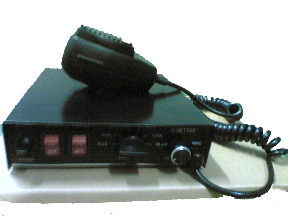 100w连体车用警报器图片