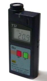 便携式氧气检测报警仪图片/便携式氧气检测报警仪样板图