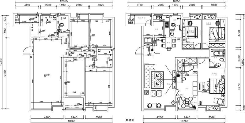 供应学cad施工图设计就来中南-cad施工图图片 cad施工图绘制图规范