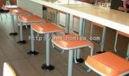 麦当劳肯德基餐厅吧椅吧台图片