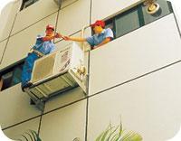"""供应高效↗舒适""""广州格力空调拆装安装""""拆装空调图片"""