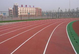 200米塑胶跑道 200米塑胶跑道效果图 200米塑胶跑道施工图