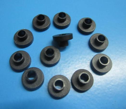 供应电晶体垫片/黑色绝缘粒/晶体垫座