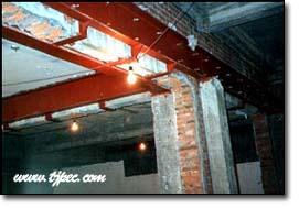 供应大梁碳纤维加固柱子