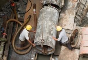 顶管施工 水泥制品 泥水平衡顶管施工 水泥顶管