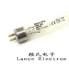 供应PHILIPS紫外线杀菌灯管TUV11W G5