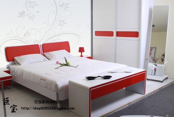 供应套床+衣柜+两个床头柜批发