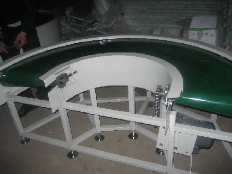 供应深圳福永U形90度转弯流水线90度转弯机台批发