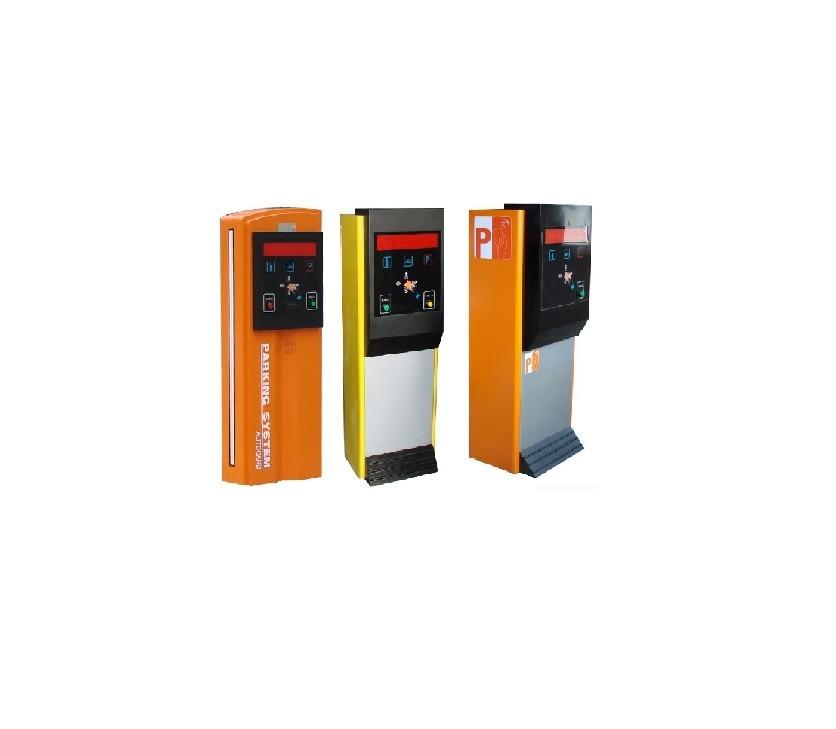 供应经济型IC卡停车场管理系统图片