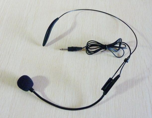 耳麦领夹麦克风耳麦扩音机图片