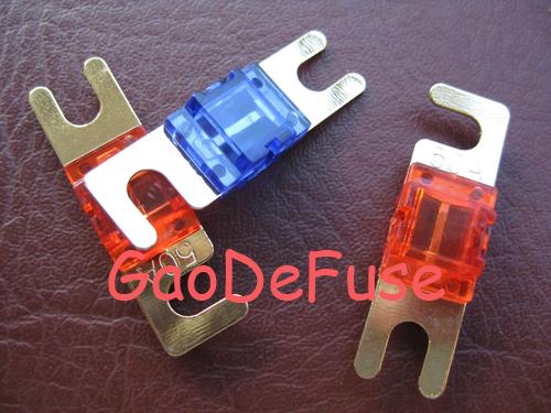供应SL-002叉栓式保险丝座图片
