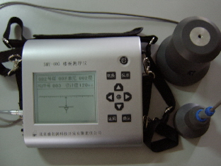 供应无损检测仪器SMY—400楼板测厚仪 图片 效果图