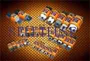 圆管螺旋连接式半导体器件保护用快速熔断器