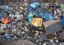 回收废金属产品-废铁