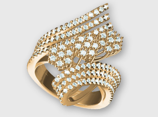 供应钻石首饰设计,首饰顺手工雕蜡,嵌珠珍首饰设计,珠珍首饰套件