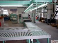 供应深圳观兰滚筒装配线平湖工装板滚筒流水线