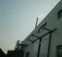 供应水膜除尘器示意图