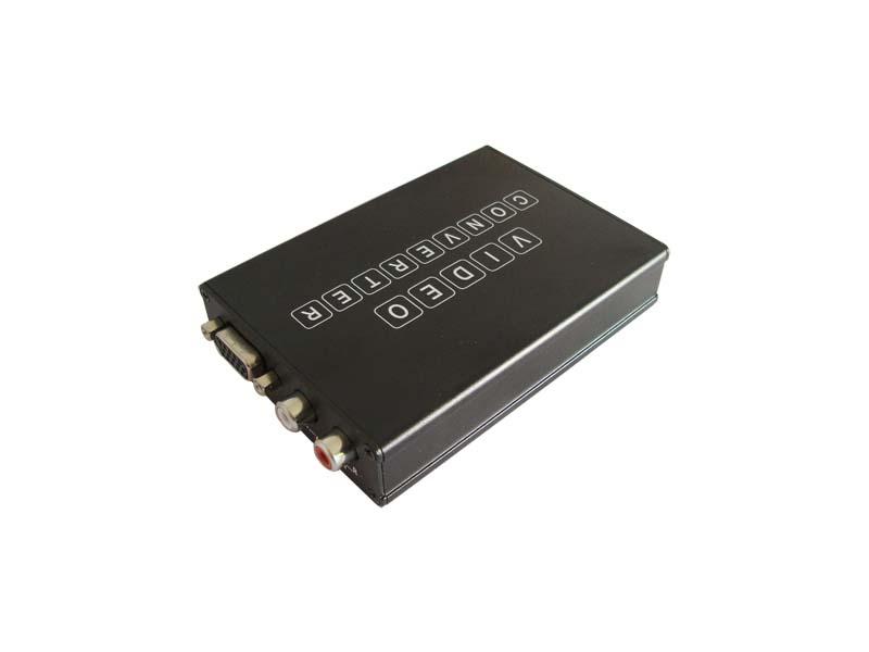 转换器图片 转换器样板图 艾德瑞VGA转HDMI转换器 深圳...