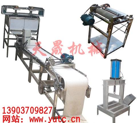 DING豆腐皮机器小型豆腐皮机器图片/DING豆腐皮机器小型豆腐皮机器样板图