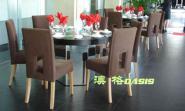 皮面餐椅/餐厅家具/定做沙发图片