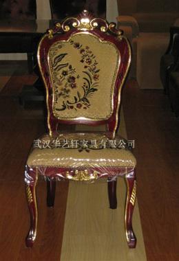 供应实木雕花欧式餐椅