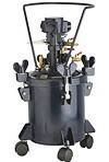 供应深圳喷涂压力桶,喷漆压力桶,10L自动搅拌压力桶