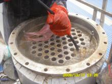 供应冷油器疏通机