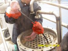 供应凝汽器清洗机