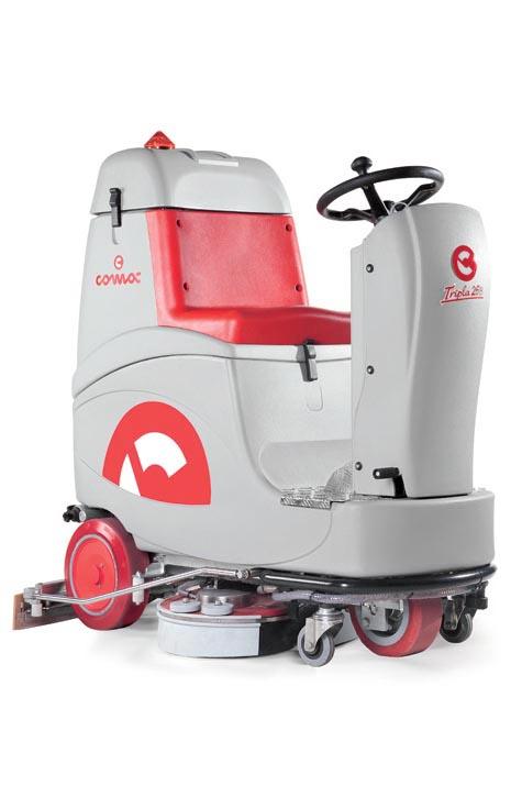供应驾驶式洗地机