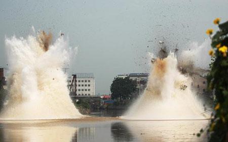 供应上海水下爆破清障施工单位