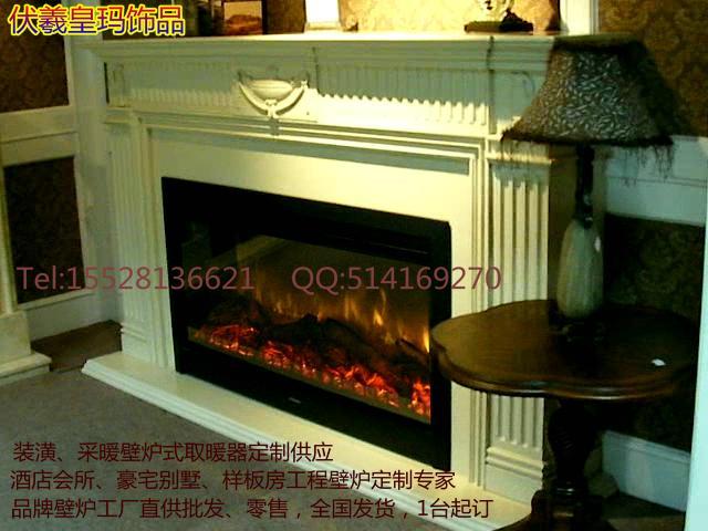 供应受装修喜爱的大理石壁炉及炉芯供应图片