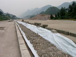 防水工程材料HDPE土工膜图片/防水工程材料HDPE土工膜样板图