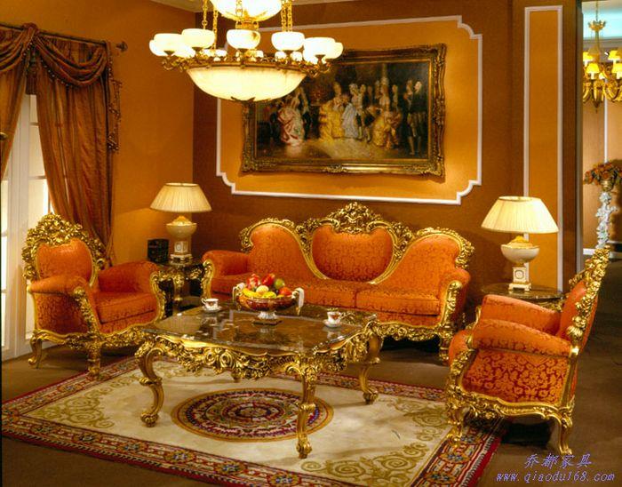欧式沙发乔都家具